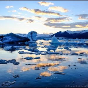 Jokulsarlon Islande lac glacier glace iceberg