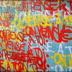 Art de rue Art de la rue Street art Paris