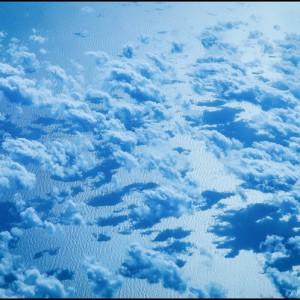 ciel nuage avion