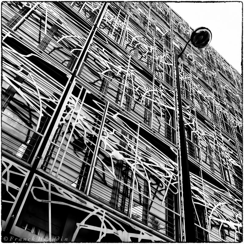 Architecture g om trie franck h rodin photos for Architecture geometrique