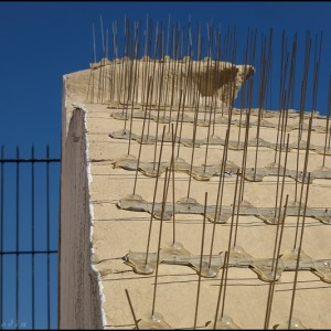 Mur hérisson (Barcelone)