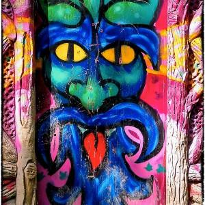 Art de rue Art de la rue Street art Vaires sur Marne Seine et Marne
