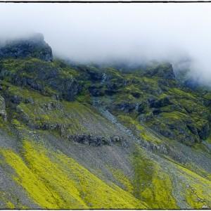 paysage islande montagne