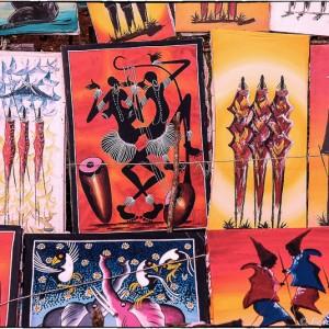 Tanzanie Afrique tableau