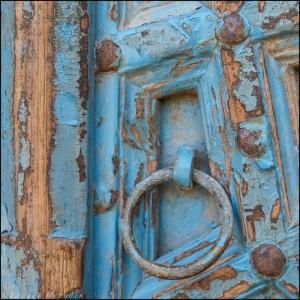 Porte poignée Abbaye des Vaux de Cernay Matière et texture