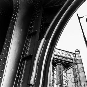 pont structure métallique Paris France