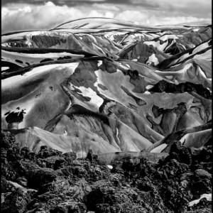 Landmannalaugar Islande nature paysage