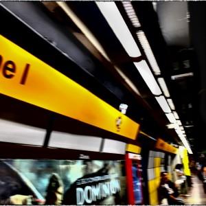 Station de métro Jaume I (Barcelone)