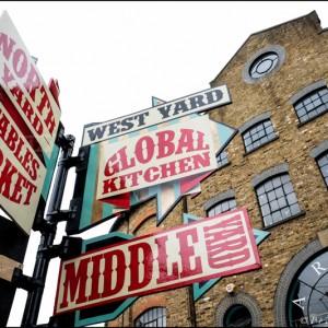 Which way à Camden Market (Londres)