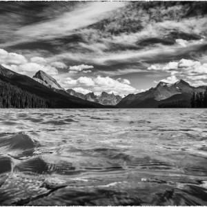 Lac Maligne (Canada)
