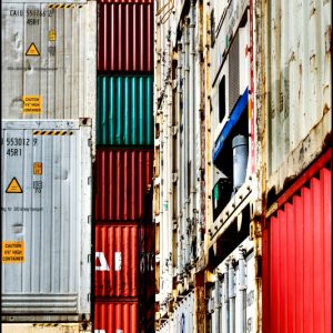 Port du Havre, Seine Maritime, France