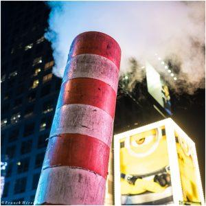 Dans les rues de New York, USA